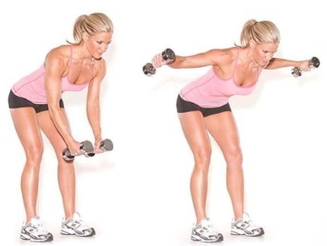 Как уменьшить плечи и спину девушке. Упражнения в домашних условиях, как убрать широкие