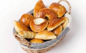 Плюшки и булочки запрещены при хлебной диете